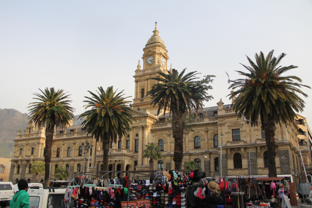 City Hall Cape Town 2