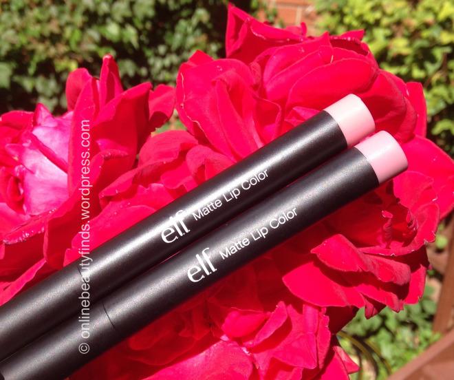 e.l.f. Matte Lip Color