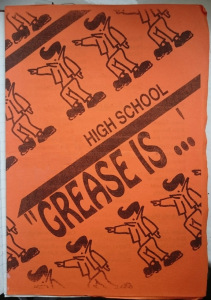 Febrauary 1998 - Grease programme