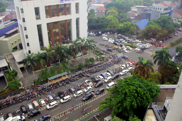 Carfree Sunday Jakarta