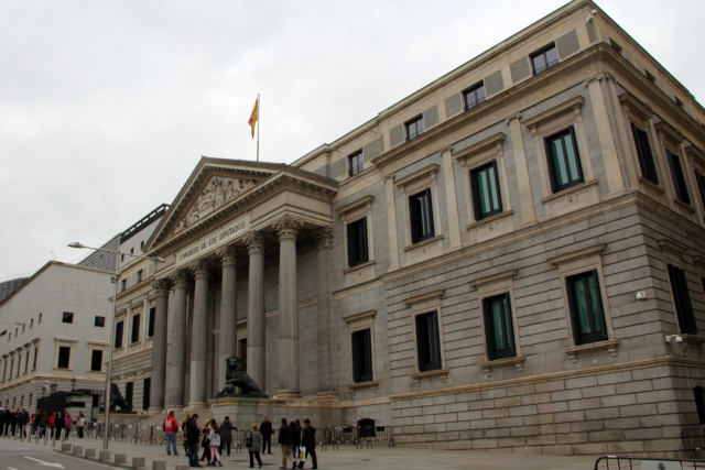 Congress of Deputies Madrid