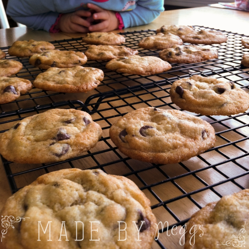Best Chocolate Chip Cookies - More at MadeByMeggs(dot)com (1)
