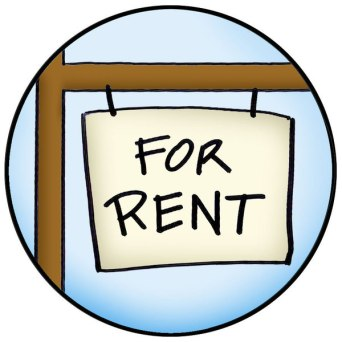 for-rent-sign-cartoon