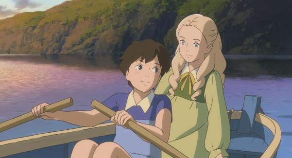 When-Marnie-Was-There-Anna-Rowing