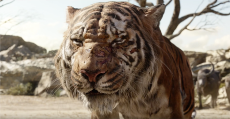 Shere Khan Jungle Book 2016