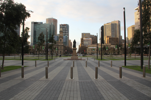 Adelaide Skyline