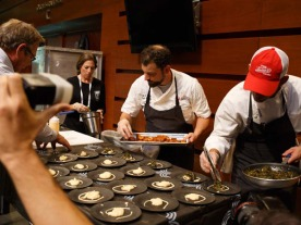 John Lasater as seen at the Forbes under 30 Food Festival held at the Kimmel Center on Sunday, October 4, 2015. ( Serge Levin / Philly.com )
